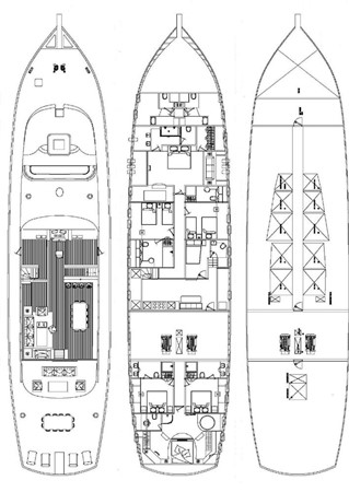2010 SABA YACHTS  Cruising Ketch 651664