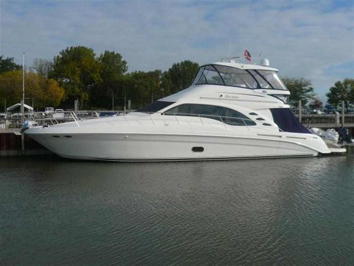 2007 SEA RAY 58 Sedan Bridge Motor Yacht 660620
