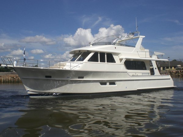 2010 GRAND BANKS  Motor Yacht 662017