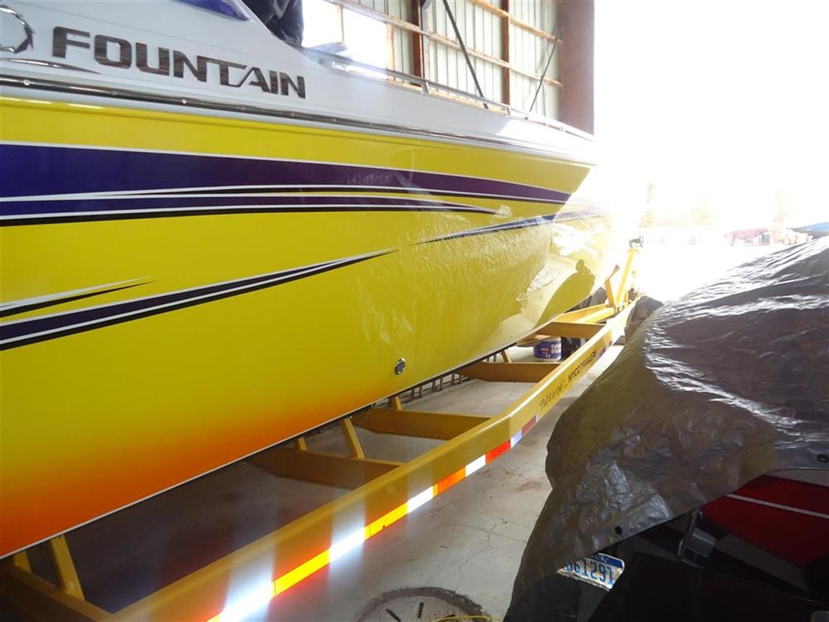 2007 FOUNTAIN 42 Executioner High Performance 680176