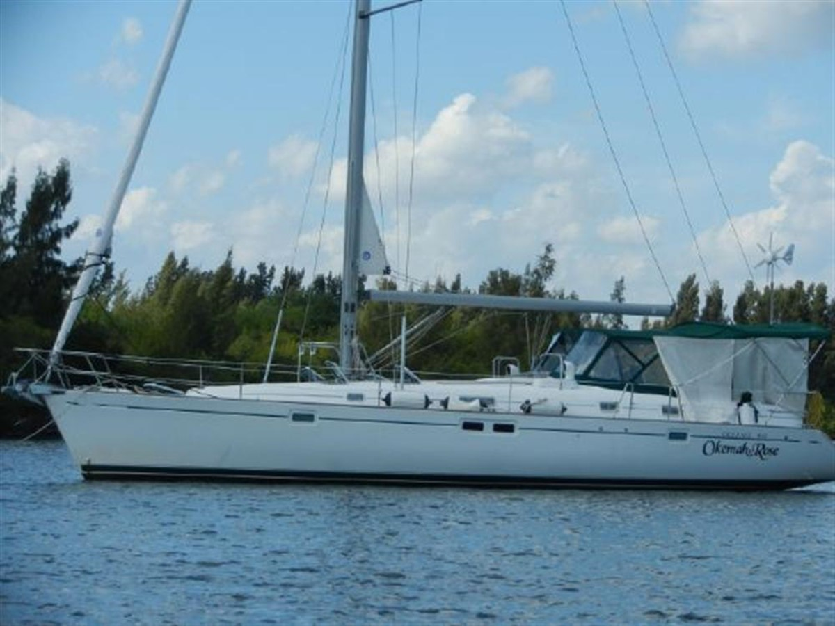 2000 BENETEAU  Cruising Sailboat 681622