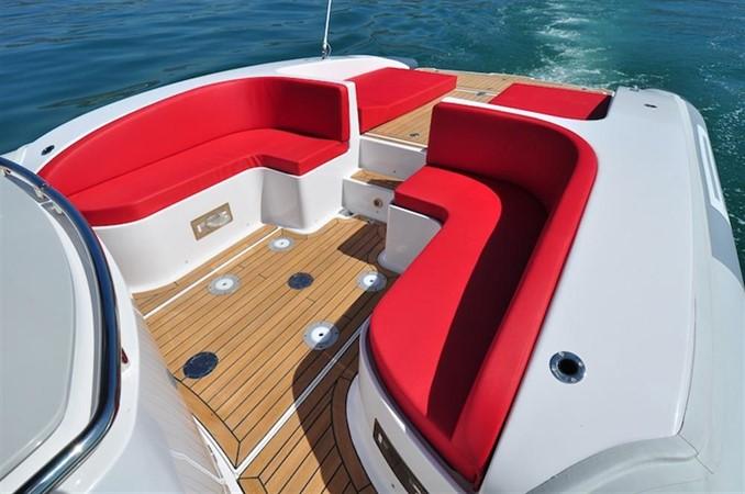 2018 Pirelli PZero 1400 Cabin Tender 681982