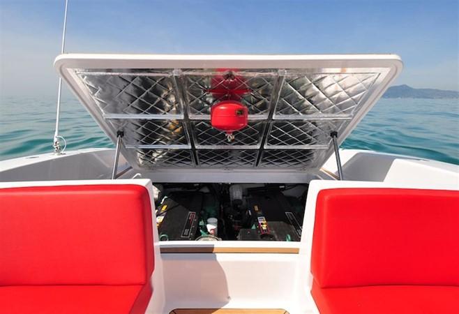 2018 Pirelli PZero 1400 Cabin Tender 681984