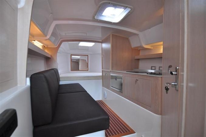 2018 Pirelli PZero 1400 Cabin Tender 681999