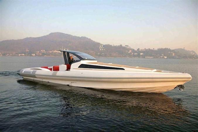 2018 Pirelli PZero 1400 Cabin Tender 682007