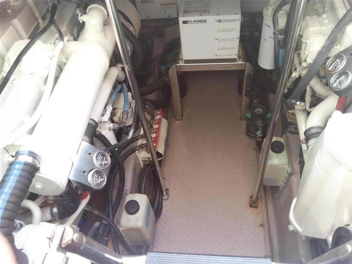 2003 SEA RAY 460 Sundancer Cruiser 739222