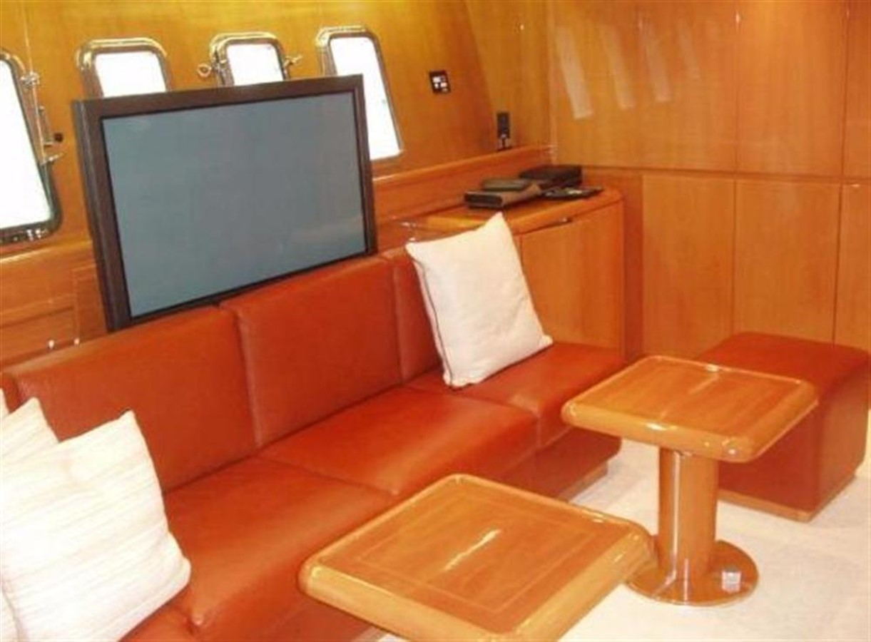 Salon 2 2002 OVERMARINE GROUP MANGUSTA Cruiser 729825
