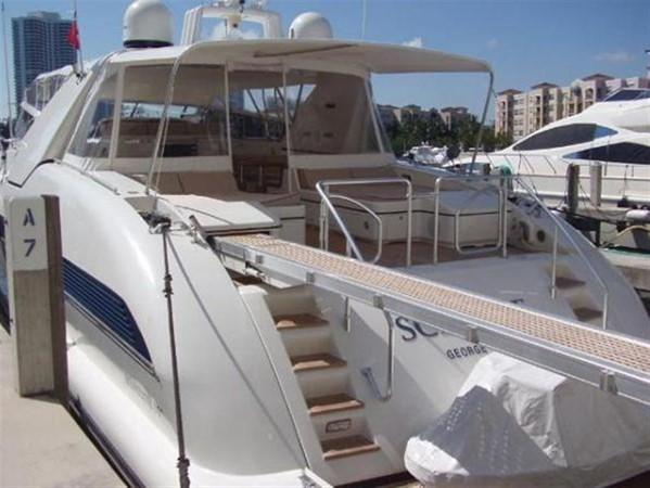 Lazarrette 2002 OVERMARINE - MANGUSTA MANGUSTA Cruiser 729820