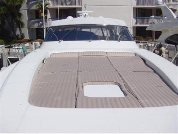 Sun Pad 2002 OVERMARINE - MANGUSTA MANGUSTA Cruiser 729834