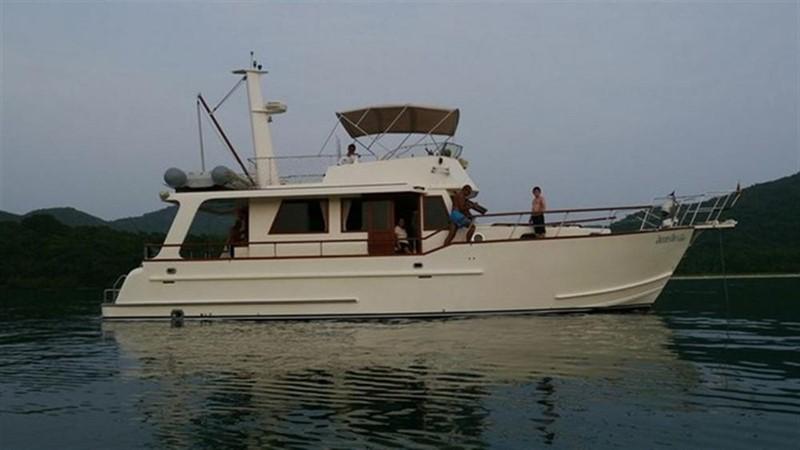 2003 CUSTOM Custom Trawler 54 Trawler 733200