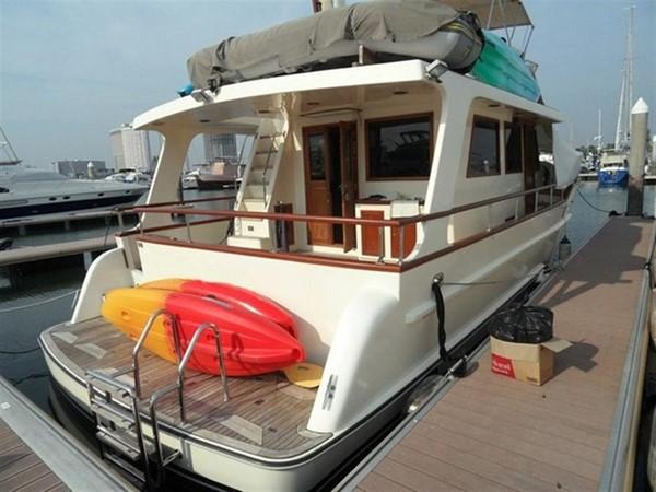 2003 CUSTOM Custom Trawler 54 Trawler 733201