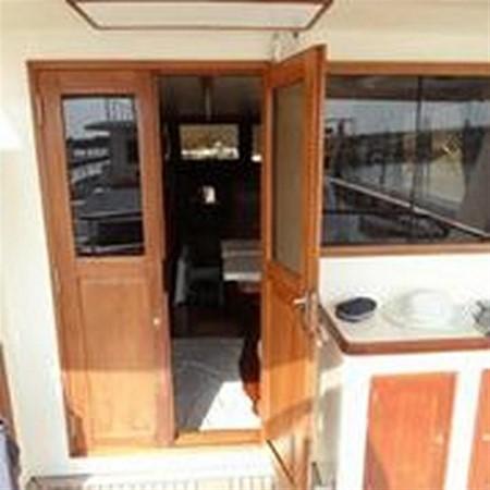 2003 CUSTOM Custom Trawler 54 Trawler 733202