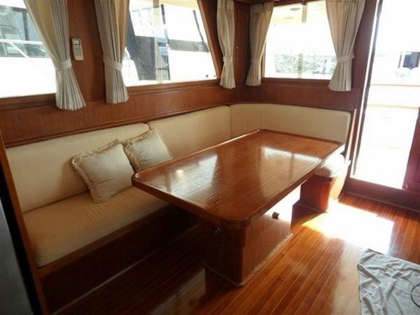 2003 CUSTOM Custom Trawler 54 Trawler 733203