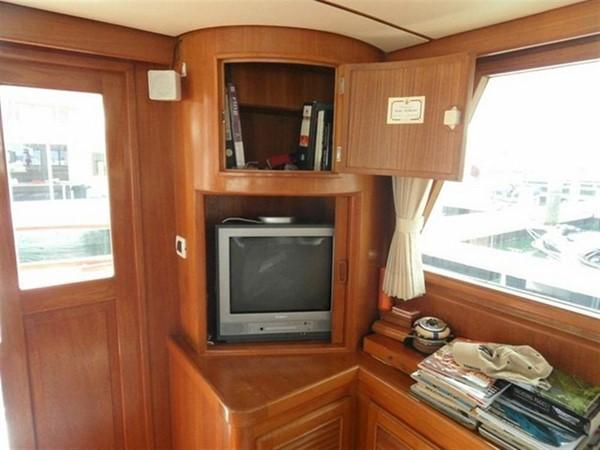 2003 CUSTOM Custom Trawler 54 Trawler 733204