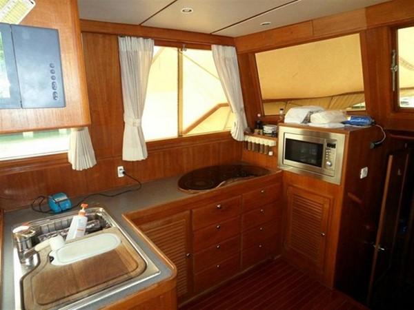 2003 CUSTOM Custom Trawler 54 Trawler 733205