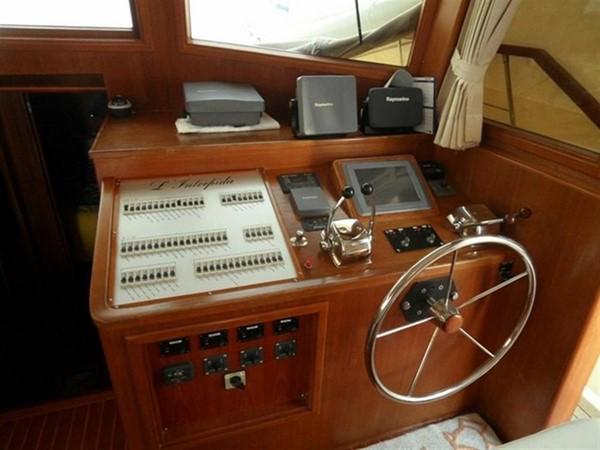 2003 CUSTOM Custom Trawler 54 Trawler 733206