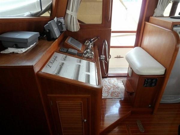 2003 CUSTOM Custom Trawler 54 Trawler 733207