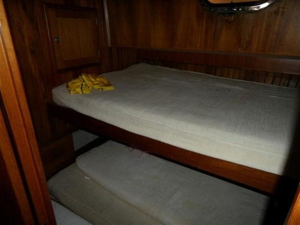 2003 CUSTOM Custom Trawler 54 Trawler 733209
