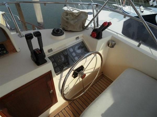 2003 CUSTOM Custom Trawler 54 Trawler 733214