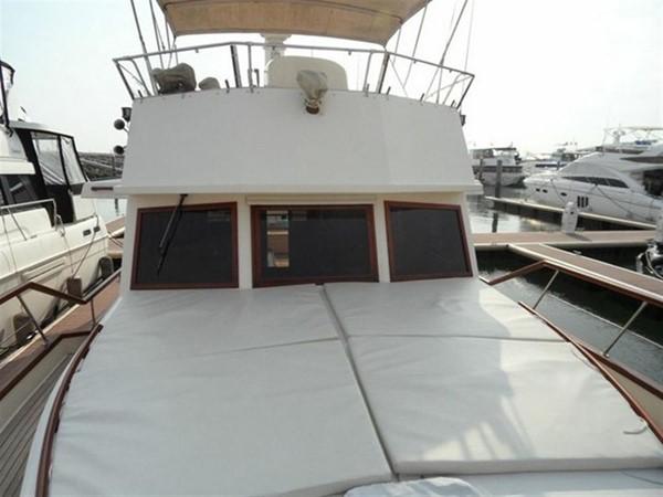 2003 CUSTOM Custom Trawler 54 Trawler 733217