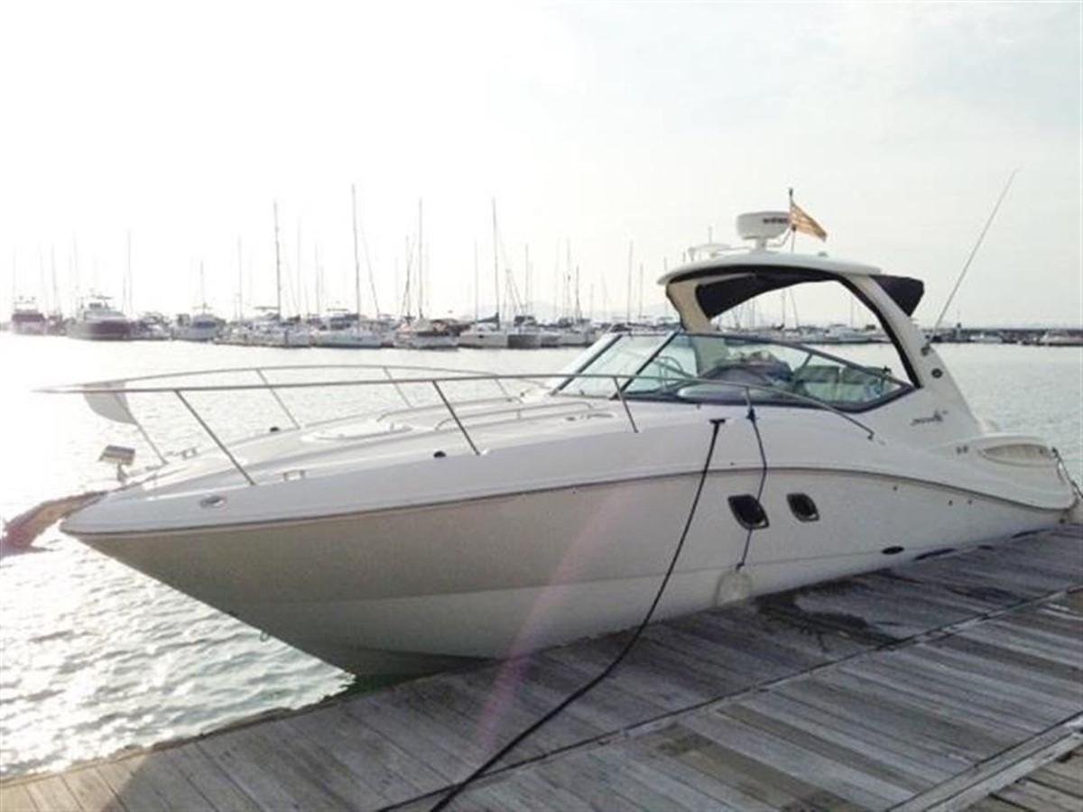 2007 SEA RAY Sea Ray 310 Sundancer Motor Yacht 748826