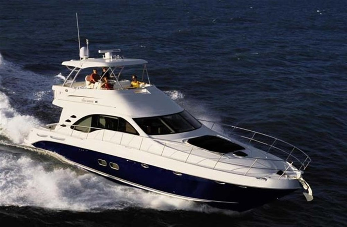 2006 SEA RAY 58 Sedan Bridge Motor Yacht 776595