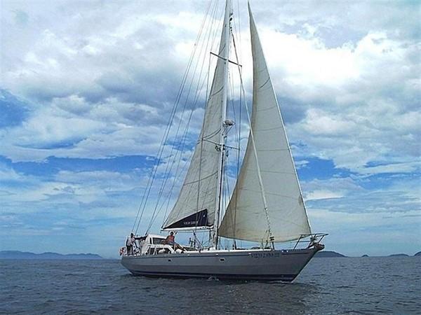 2008 CUSTOM BUILT Auzepy Brenneur Sloop  Cruising Sailboat 797521