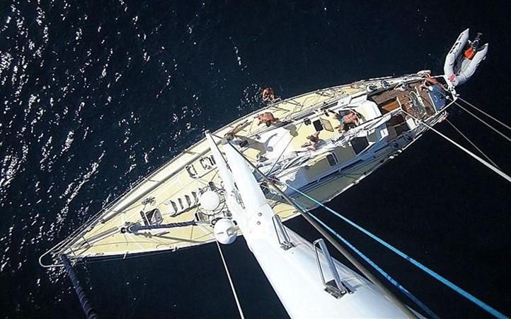 2008 CUSTOM BUILT Auzepy Brenneur Sloop  Cruising Sailboat 797522