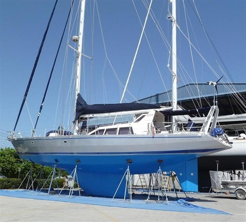 2008 CUSTOM BUILT Auzepy Brenneur Sloop  Cruising Sailboat 797523