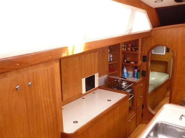 2008 CUSTOM BUILT Auzepy Brenneur Sloop  Cruising Sailboat 797531