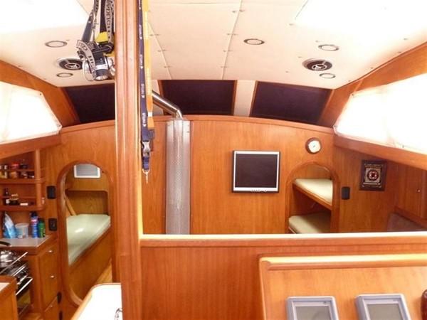 2008 CUSTOM BUILT Auzepy Brenneur Sloop  Cruising Sailboat 797532
