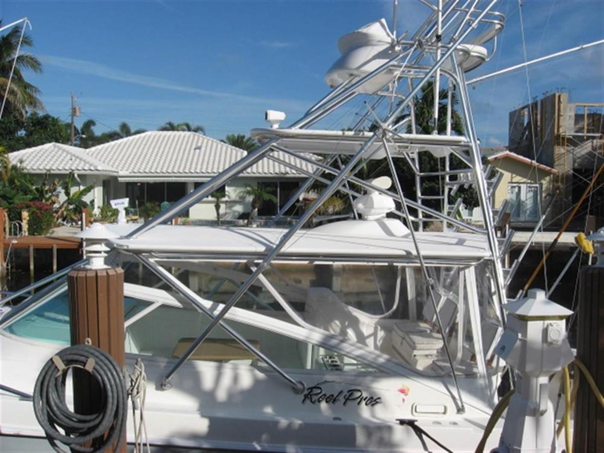 2008 CONTENDER 38 Express Sport Fisherman 855889