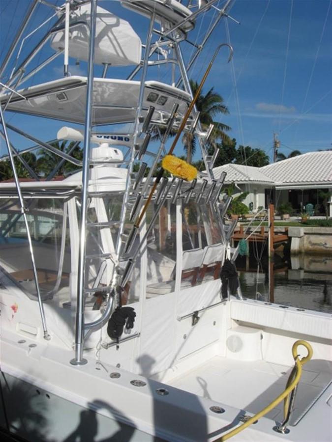 2008 CONTENDER 38 Express Sport Fisherman 855893
