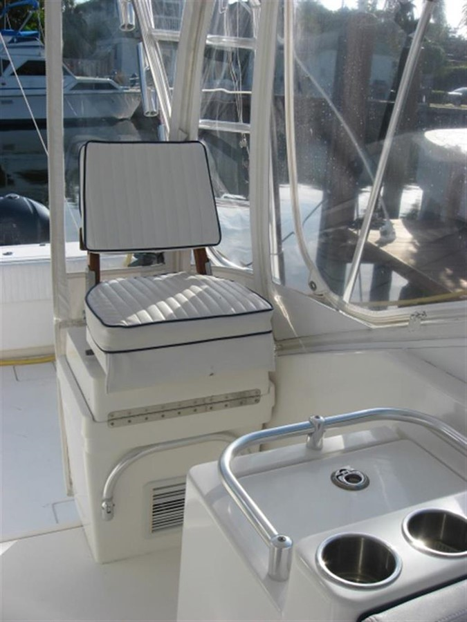 2008 CONTENDER 38 Express Sport Fisherman 855898