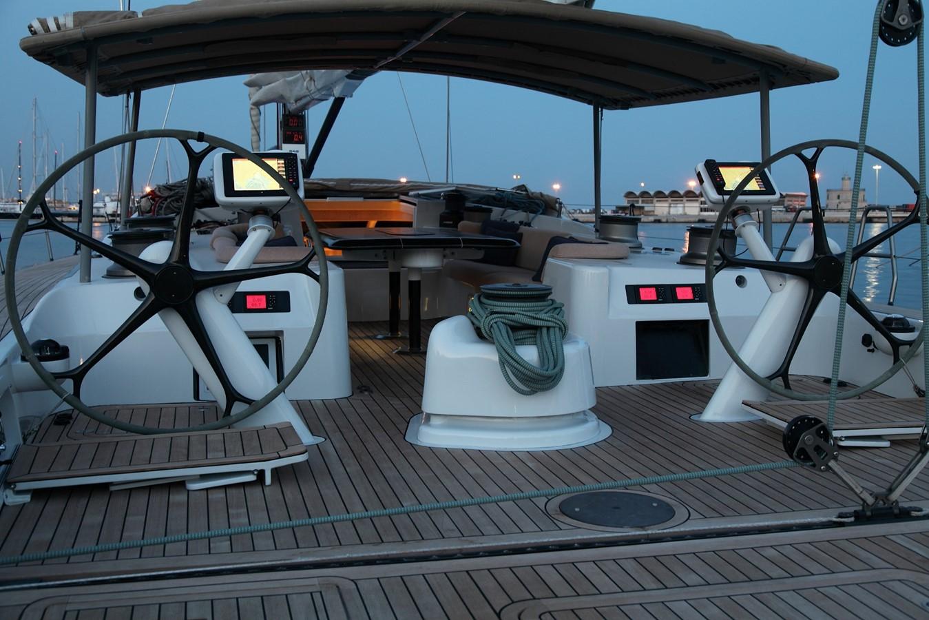2000 GREEN MARINE, U.K. Super Maxi Fast Cruiser Cruising Sailboat 874040
