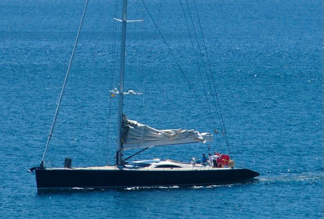 2000 GREEN MARINE, U.K. Super Maxi Fast Cruiser Cruising Sailboat 874039