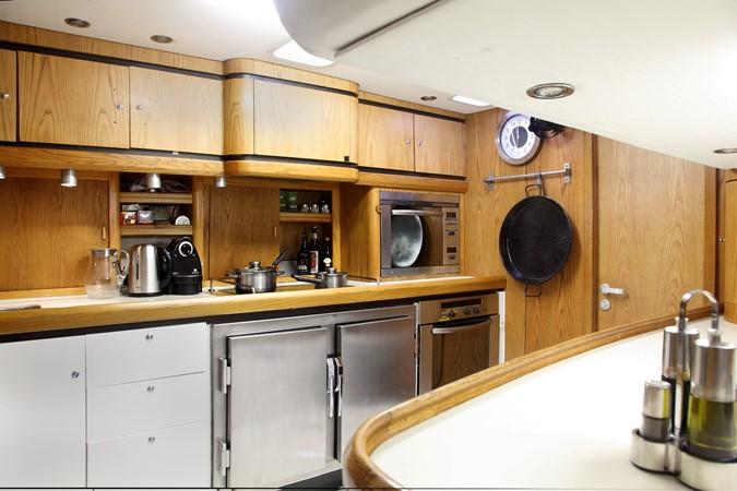 Galley 2000 GREEN MARINE, U.K. Super Maxi Fast Cruiser Cruising Sailboat 874049