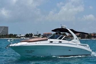 2006 Sea Ray 320 Sundancer @ Cancun 210819