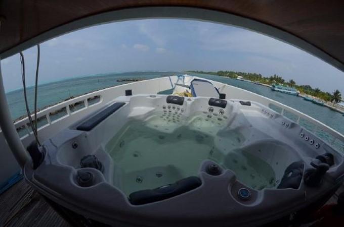 2016 CUSTOM YACHT Motor Yacht Explorer 110 Motor Yacht 1845354