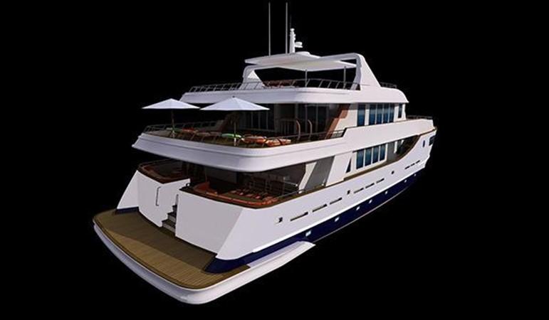 2016 CUSTOM YACHT Motor Yacht Explorer 110 Motor Yacht 916022