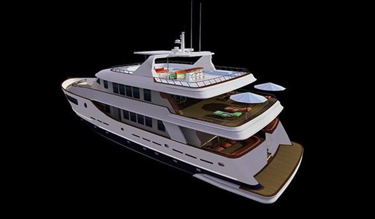 2016 CUSTOM YACHT Motor Yacht Explorer 110 Motor Yacht 916027