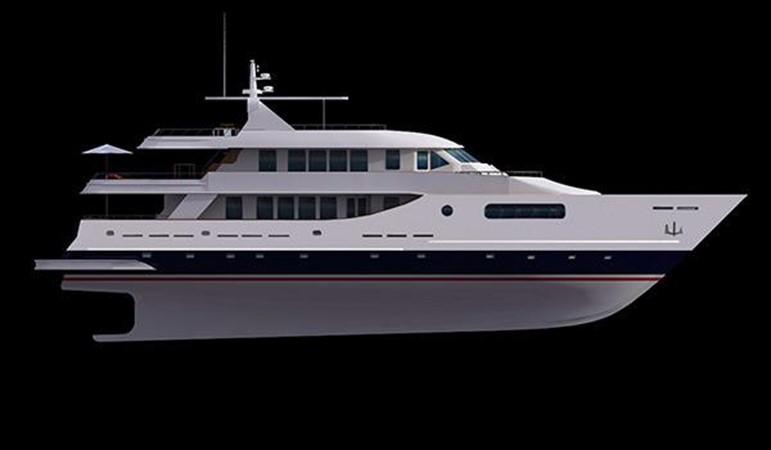 2016 CUSTOM YACHT Motor Yacht Explorer 110 Motor Yacht 916028
