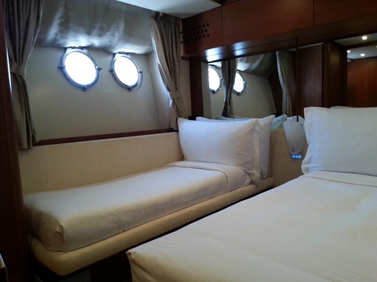 Aicon 85 Flybridge - Cabin 4 (Twin) 2010 AICON YACHTS 2010 Aicon 85 Flybridge Motor Yacht 920323