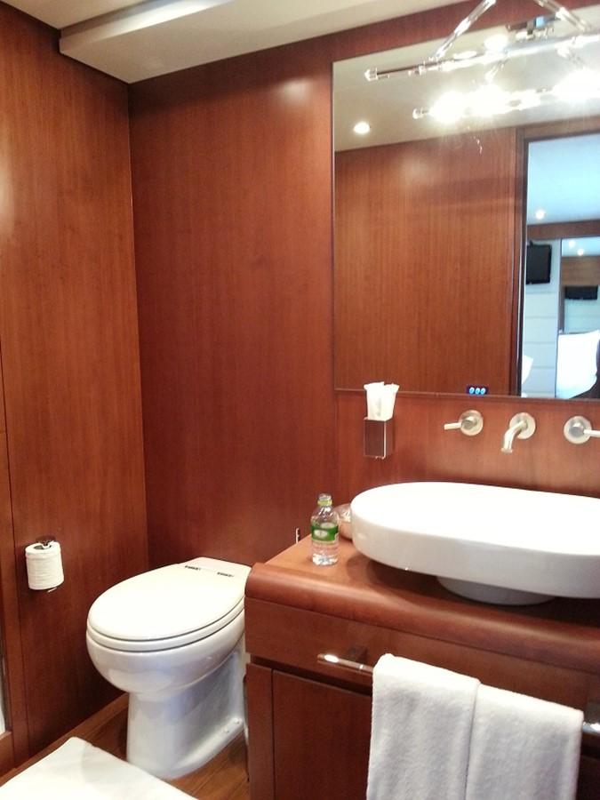Aicon 85 Flybridge - Washroom 3 2010 AICON YACHTS 2010 Aicon 85 Flybridge Motor Yacht 920327