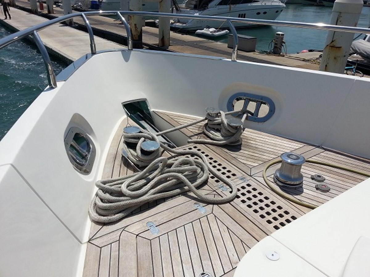 Aicon 85 Flybridge - Front Bow 2010 AICON YACHTS 2010 Aicon 85 Flybridge Motor Yacht 920328