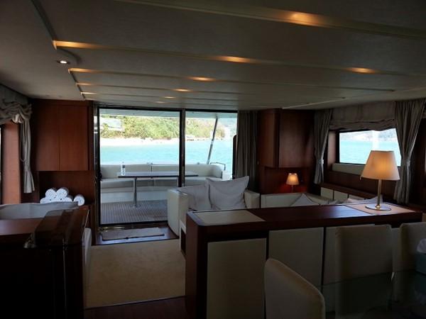 Aicon 85 Flybridge - Saloon 1 2010 AICON YACHTS 2010 Aicon 85 Flybridge Motor Yacht 920309