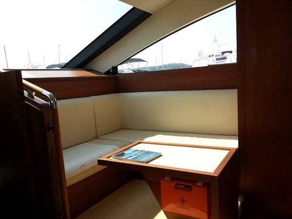 Aicon 85 Flybridge - Helm Sitting Area 2010 AICON YACHTS 2010 Aicon 85 Flybridge Motor Yacht 920312