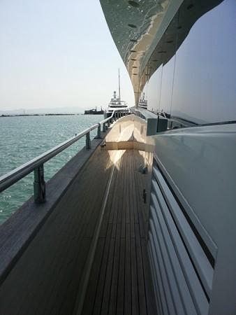 Aicon 85 Flybridge - Side Gangway 2010 AICON YACHTS 2010 Aicon 85 Flybridge Motor Yacht 920331