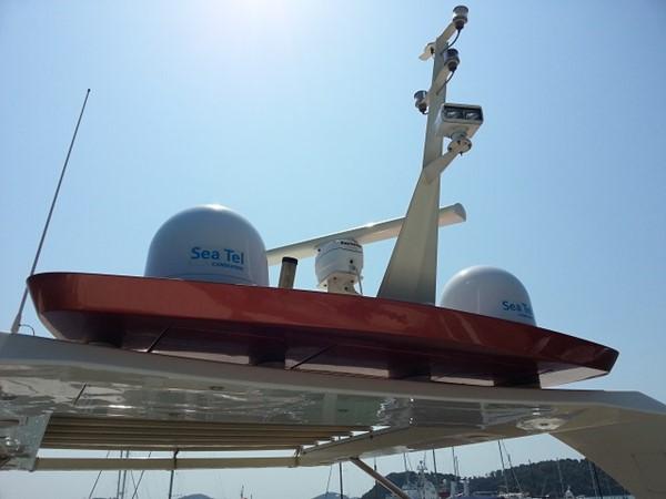 Aicon 85 Flybridge - Radar 2010 AICON YACHTS 2010 Aicon 85 Flybridge Motor Yacht 920333