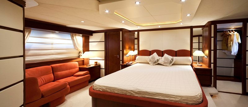Lower Suite 2002 BUGARI VIPSHIP 295 Mega Yacht 921898